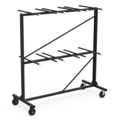 Folding Chair Rack Cosco High Cover Virco Hct6072 Vco Foldingchairs4less