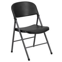 Hercules Folding Chair Marcel Breuer Cesca Replacement Cane Seat Black Plastic Dad-ycd-50-gg | Foldingchairs4less.com