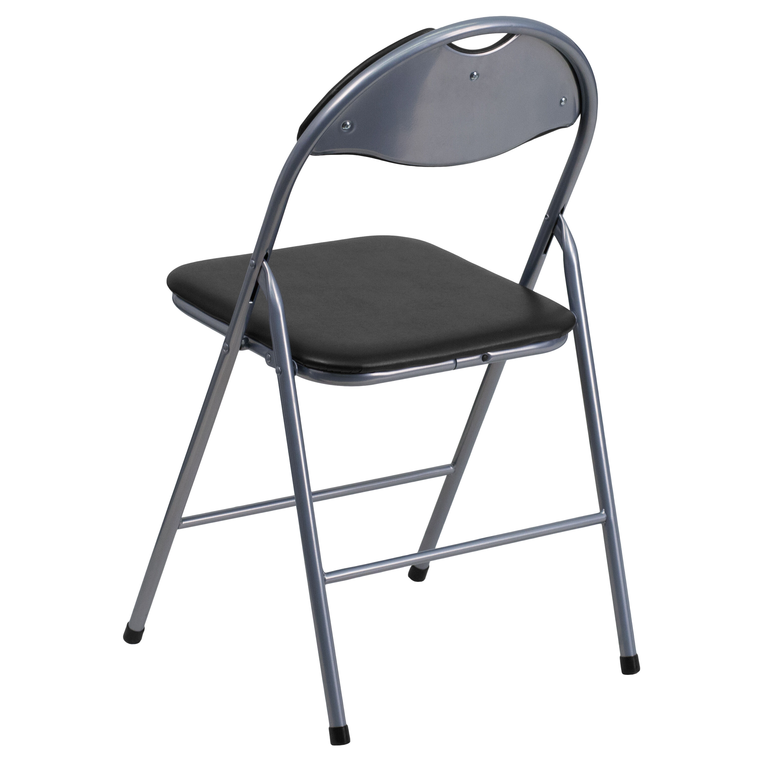 folding chair outlet lift recliner chairs canada black vinyl yb yj806h gg