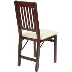 Cream Padded Folding Chairs Swivel Chair Jude Set Of 2 Hacienda Ha424 Cm