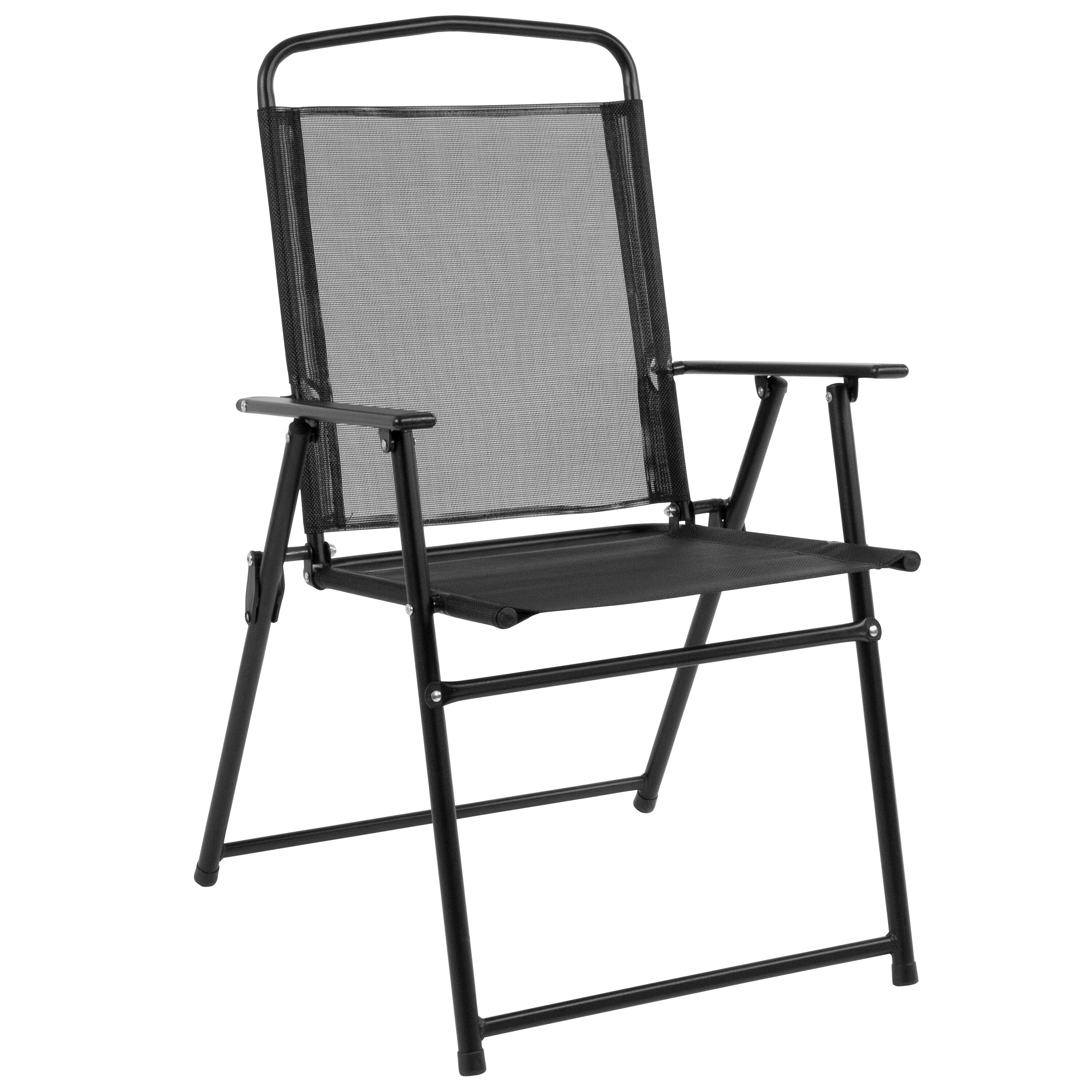 folding chairs for less with ottomans living room chair and table set cheap fold up