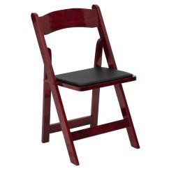 Chairs 4 Less Cover For Chair Mahogany Wood Folding Xf 2903 Mah Gg