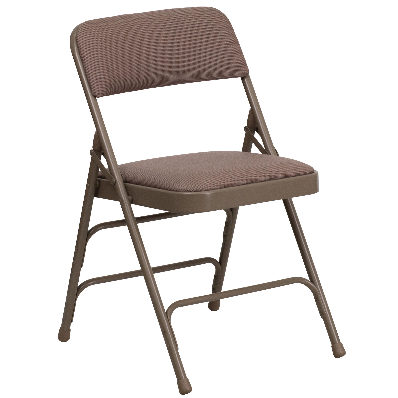 folding chair fabric office armless beige ha mc309af bge gg foldingchairs4less com