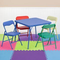 Folding Chair Johor Bahru Green Wedding Covers 5 Pc Kids Table Set Jb 9 Kid Gg
