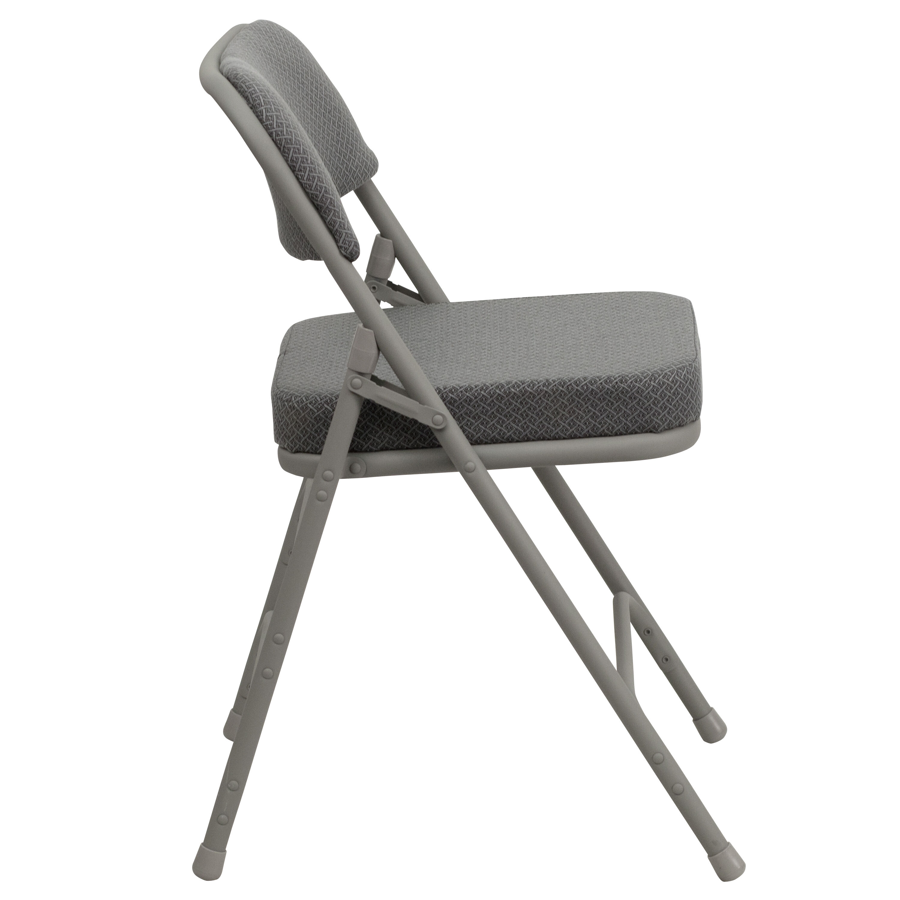 folding chair outlet chairs wedding gray fabric ha mc320af gry gg