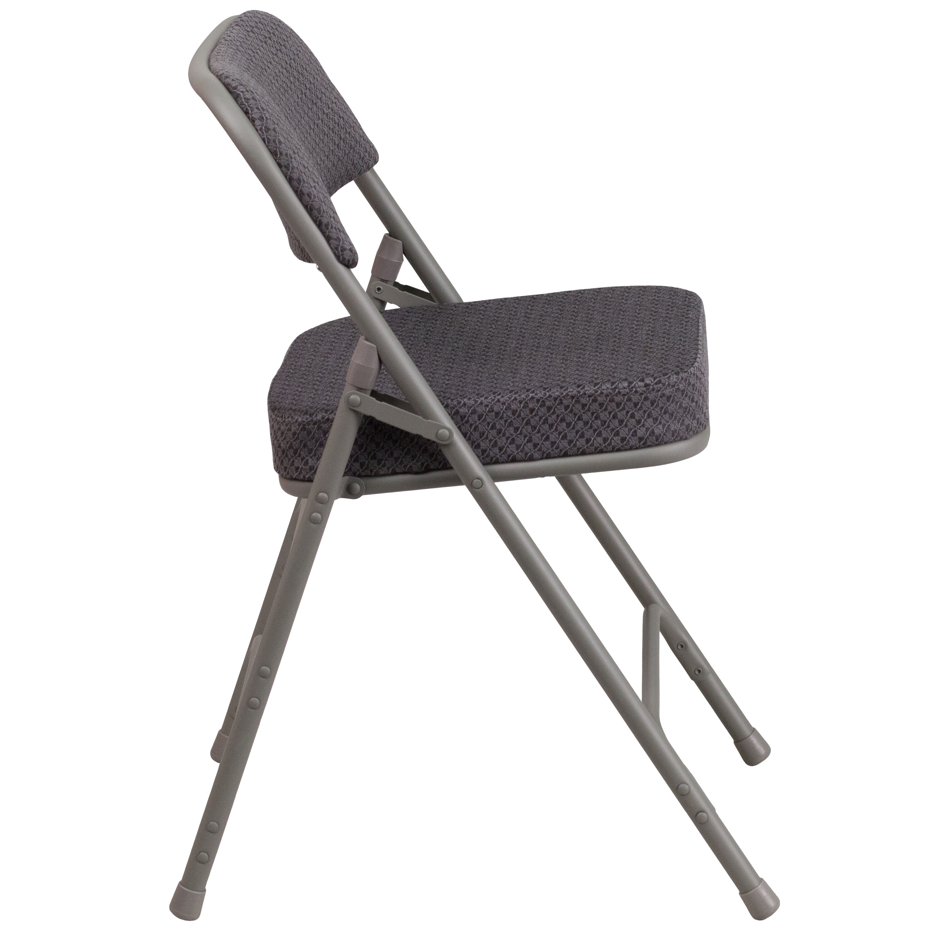 hercules folding chair great northern company gray fabric aw mc320af gry gg