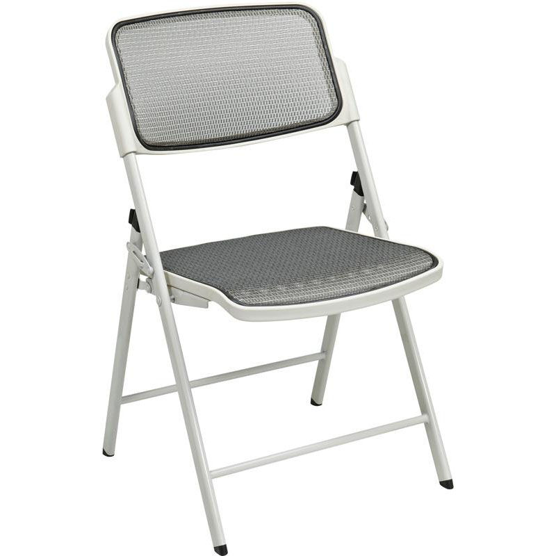 folding chairs for less upholstered rocking nursery set of 2 pro line ii chair 81108