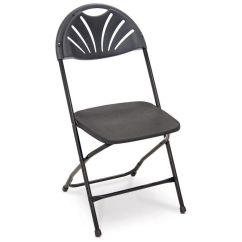 Folding Chair Parts Manufacturer Hanging In Room Black Stackable 21020fb Foldingchairs4less