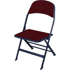 Folding Chair Fabric Patio Chairs For Kids Upholstered 2617 Foldingchairs4less Com Images Our 2000 Series Seat And Back