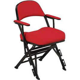 folding chair for less arm covers recliners contour series 4400c foldingchairs4less