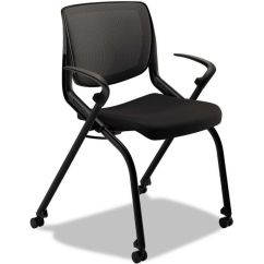 Chairs 4 Less Cheap Dining Table With 6 Stack Nest Chair Onyx Honmn202oncu10 Foldingchairs4less