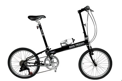 Bike Friday Pocket 8 folding bike