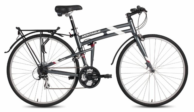 Montague Urban folding bike