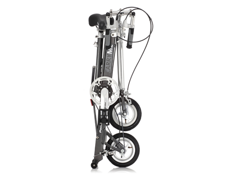 Pacific Cycles CarryMe DS folding bike