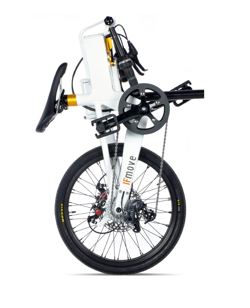 Pacific Cycles IFMOVE folding bike