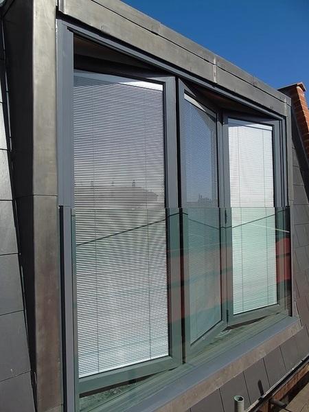 Frameless Glass Juliet Balcony Balustrade