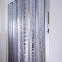 Security Accordion Doors | Space Management Products