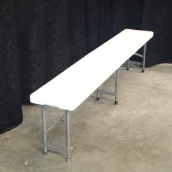 Chair Bench Table Stool Red Desk Staples 1 8m Portable Seat Folding Tables And Chairs