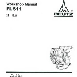 Perkins 4.236 / 4.236M / 4HD76 / Range 4 M90 Workshop Manual