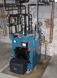 Oil Fired Boiler Diagram, Oil, Free Engine Image For User ...