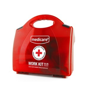 MEDICARE 25 PERSON WORKPLACE FIRST AID KIT