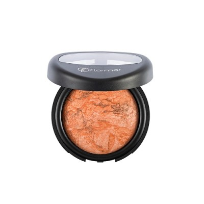 FLORMAR TERRACOTTA BLUSH ON - 46 TOUCH OF APRICOT