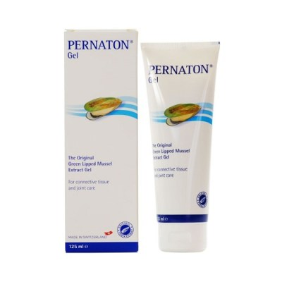 PERNATON GEL GREEN LIPPED MUSCLE EXTRACT (125ML)