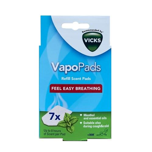 VICKS COMFORTING VAPOPADS (7)