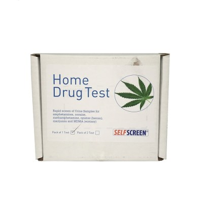SELF SCREEN HOME DRUG TEST KIT (1)