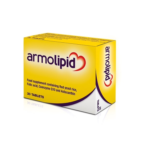 ARMOLIPID TABLETS (30)