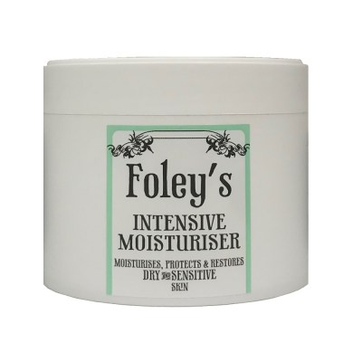 FOLEY'S INTENSIVE MOISTURISER TUB - FRAGRANCE FREE (200ML)