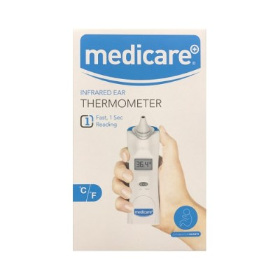 MEDICARE INFRARED EAR THERMOMETER (NEW 2018)