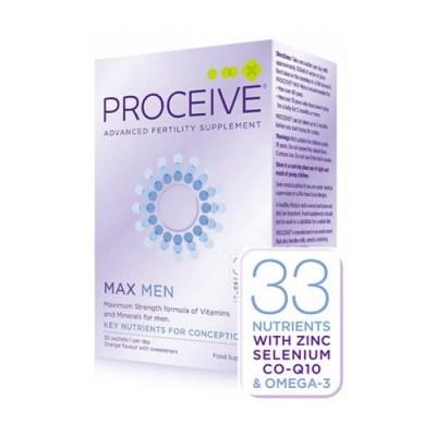 PROCEIVE MEN MAX SACHETS (30)