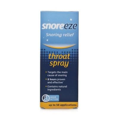 SNOREZE THROAT SPRAY (200ML)