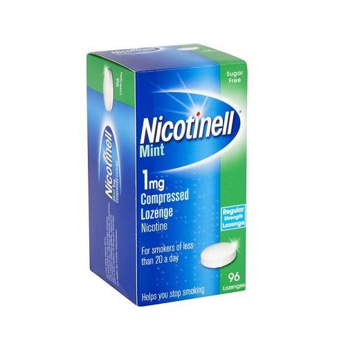 NICOTINELL LOZENGE 1MG NICOTINE (96)