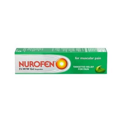 NUROFEN 5% GEL IBUPROFEN (30G)