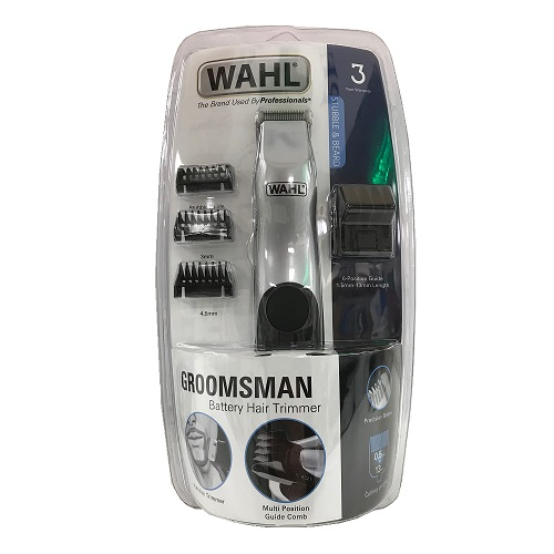 WAHL GROOMSMAN HAIR TRIMMER (1)