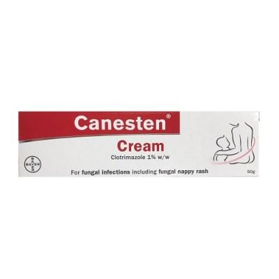CANESTEN CREAM 1% CLONTRIMAZOLE (50G)