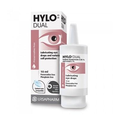 HYLO-DUAL EYE DROPS (7.5ML)