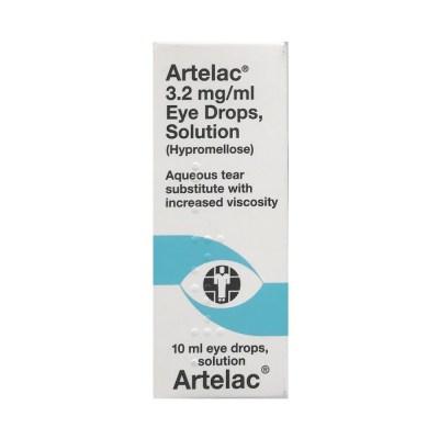 ARTELAC EYE DROPS (10ML)