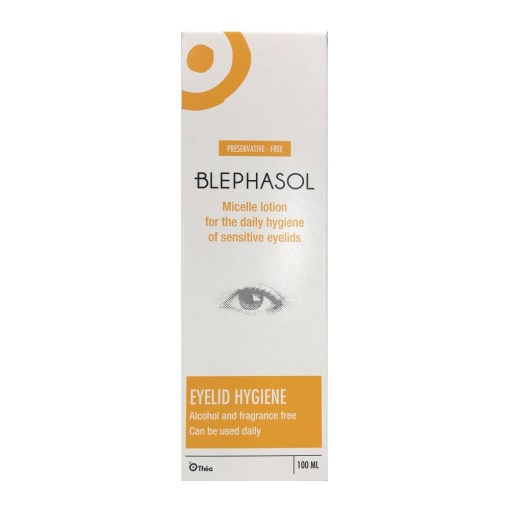 BLEPHASOL EYELID HYGEINE LOTION (100ML)