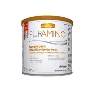 NUTRAMIGEN PURAMINO HYPOALLERGENIC FORMULA (400G)