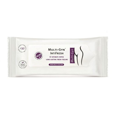 MULTI-GYN INTIFRESH WIPES (12)