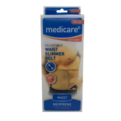 MEDICARE NEOPRENE SLIMMING BELT ADJUSTABLE (1)