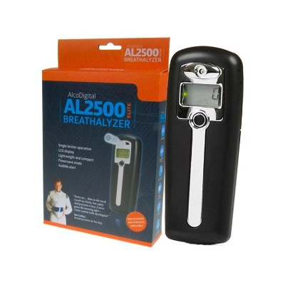 ALCODIGITAL AL2500 BREATHALYZER