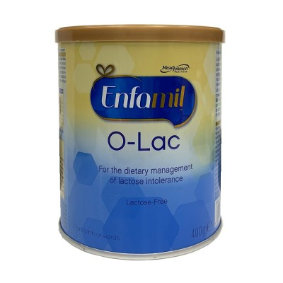 ENFAMIL O-LAC LACTOSE FREE FORMULA (400G)
