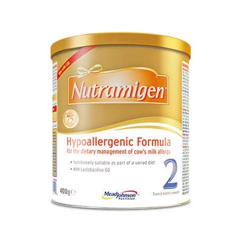 NUTRAMIGEN 2 WITH LGG (400G)