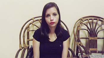 Dra. Luciana Alves conta que foi agredida e humilhada pelos militares, em Alenquer