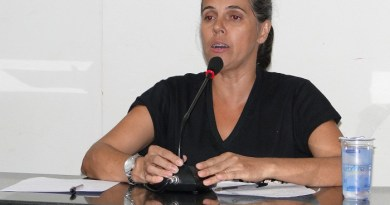 Coordenadora do Sintepp Novo Progresso Nubia Machado Franchini