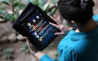 O sistema identifica automaticamente a pessoa, pelo serviço de geolocalização do smarthphone ou tablet, e registra usuário, hora, dia, local e o tipo de demanda